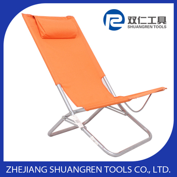 Folding beach chair SR-C1719B