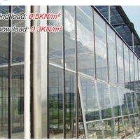 Factory Price Galvanized Steel Frame Agricultural