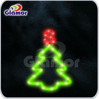 Artificial christmas tree/Christmas decoration tree LED Light Motif