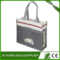 High quality eco non woven shopping bag