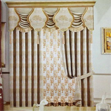 Custom Made Imported Ruffled Feather Best And Best Price Curtains for Living Room