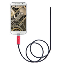 2 in 1 Android smartphone Waterproof USB borescope endoscope inspection snake camera