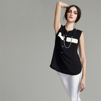 Ladies Blouse Ladies Top Fashion Blouse And Skirt Casual Women Clothes