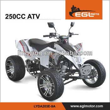 250cc ATV Street/Road Legal Quad Bike EEC (Racing )