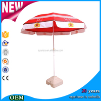Strong garden outdoor umbrella promotion beach umbrella