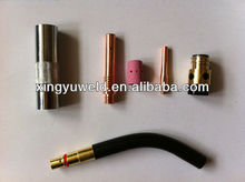 panasonic welding torch spare parts/accessories