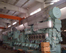 Wartsila engine parts for vessel
