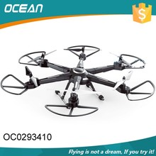 Professional remote control race drone with rc plane kit with 2 mp camera