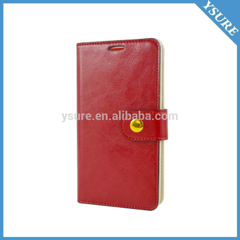 4 Colours Genuine Leather Cover Mobile phone Case For lenovo a3500