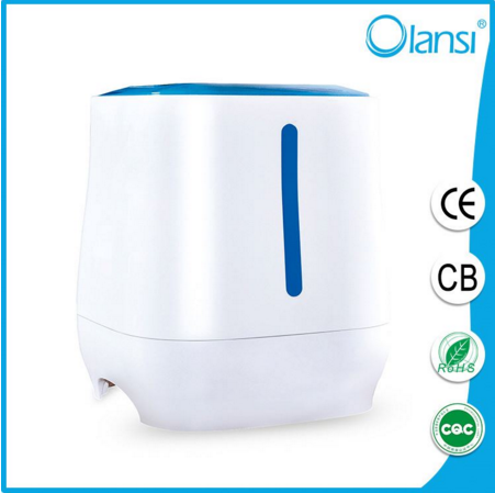 table top 7 stage purification RO water purifier, water purification system from Guangzhou China manufacturer