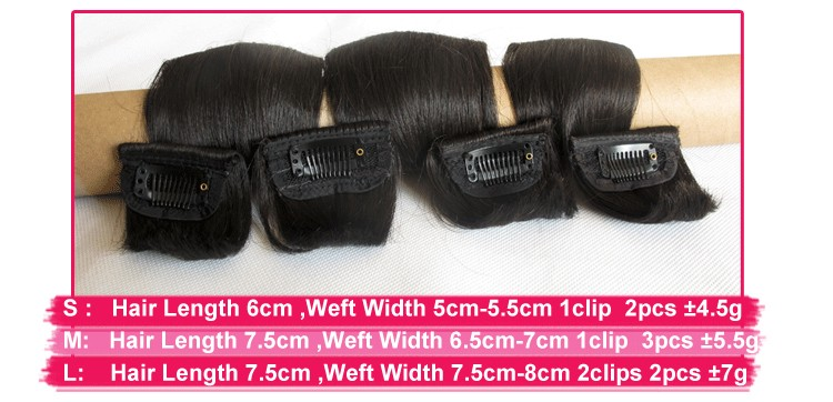 2016 the most popular hair products unprocessed hair extension clip in hair extension