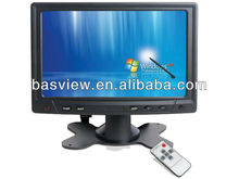 7 inch lcd touch screen car / computor monitors