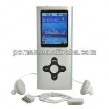 New Cheap 5th 32GB MP3 player 2.2 LCD Camera Scroll Wheel 1.3MP Camera Fashionable Mp3/ MP4 Player