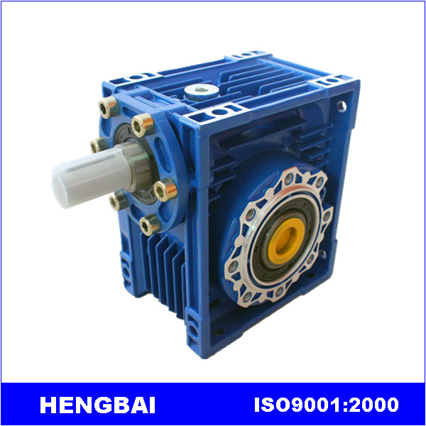 China Manufacturer NRV Small Worm Gearbox