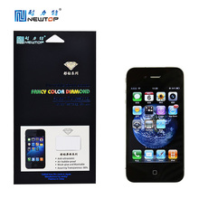colorful 3d screen guard for iphone 4 facotry supply