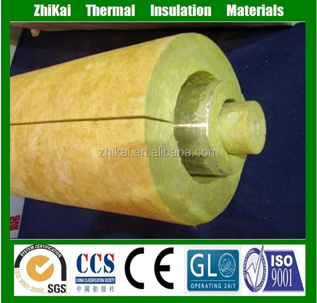 waterproof pipe insulation / insulation for heating pipe / pipe insulation cladding