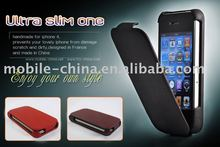 Ultra slin carbon fiber cases for iphone 4
