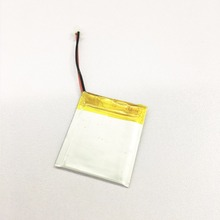 1mm Ultra Thin Lipo Battery 112730 3.7v 40mAh for Eletric Devices