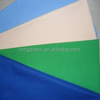 T/C Polyester 80% cotton 20% shirting poplin fabric