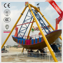 Amusement park rides pirate ship children's games pirate ship playground equpment for sale