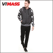 Wholesale plain hoody jackets/ custom 100% cotton plain hoodie,cheap zip up sport gym running hoody jackets,sport wear for man