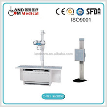 (Manufacturer):Medical equipment-High Frequency X-Ray Radiograph with CPI Canada Generator and TOSHIBA Tube-CCC Approved.