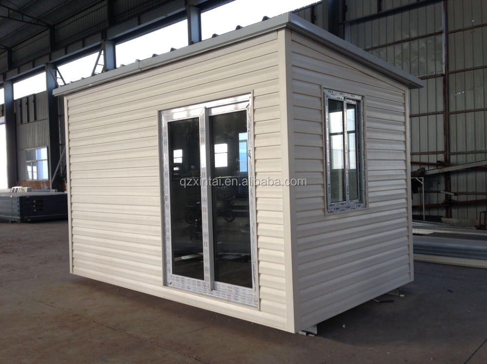 2016 hot promotion 20 feet and 40 feet container office, store, hotel use