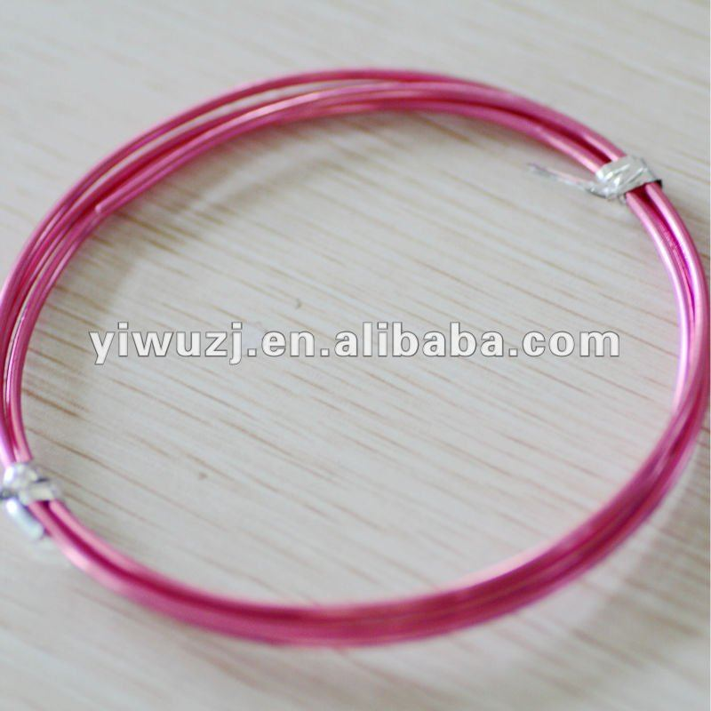 Diy Aluminium Wire Jewelry Making