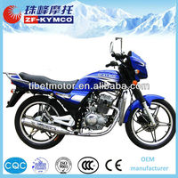 Chinese cheap cool sport new design street bike(ZF125-2A(II))