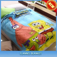 children cartoon blanket baby blankets wholesale polyester blankets and throws