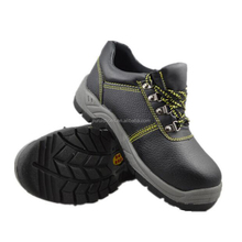 High ankle genuine leather men kings safety shoes for workman