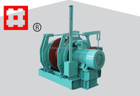High quality 60KN rope haulage winch
