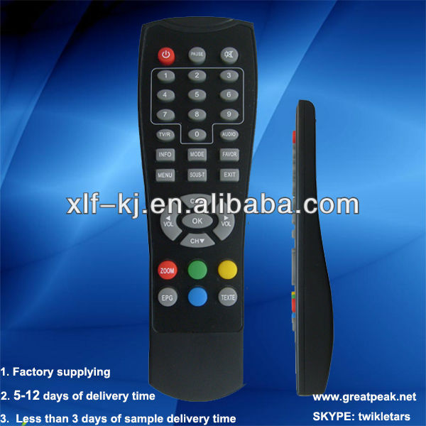 XLF-035B Vu Duo2 Vu+ Enigma2 Set Top Box Vu+solo Remote Control