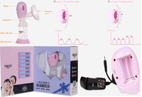 New products baby feeding breast pump