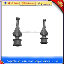 Iron Cast Factory Selling Cast Iron Panels/Spears/Collars/Pickets