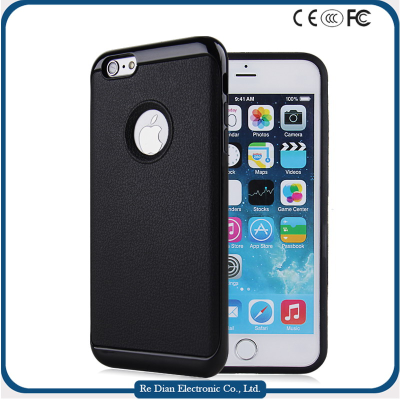 Hot Selling PC + TPU Light Mobile Phone Cover Plastic Case for iPhone 6