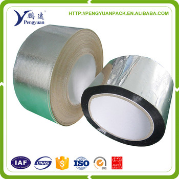 Electrically Conductive foil silver aluminum foil tape