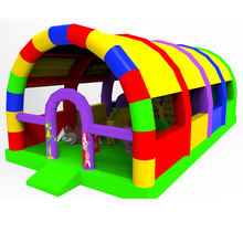 Supplying high quality air bouncer kids inflatable jumping bouncy castle