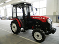 2017 hot sale farm tractor wheeled tractor weituo 60hp foton 604 tractor