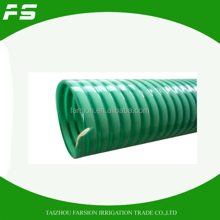 3 Inch PVC Spiral Suction Water Pump Discharge Hose