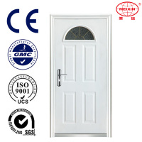 Exterior Metal Door With Glass Inserts