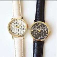 Cross vogue lady popular 2014 new design wrist curren watches