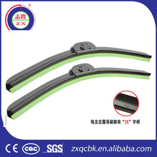 Universal type wiper blade with adapter/Clear view windshield wiper blade