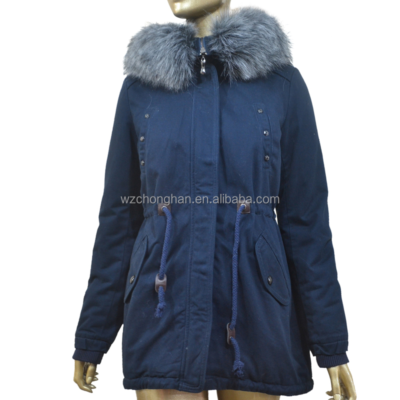 wind coat fashion design for women