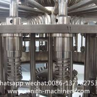 Complete Beverage Isobaric Juice Filling Machine