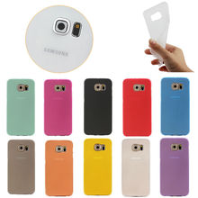 Wholesale Slim 0.3mm PC Hard Case for Samsung Galaxy S6, for Samsung S6 Cell Phone Cases