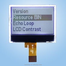 128x64 Pixels Transflective LCD Display