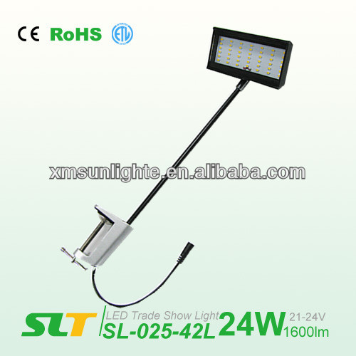 Xiamen Sunlighte SMD 5630 Bright Led Display Arm Light for Exhibition Booth (SL-025-06-42L)