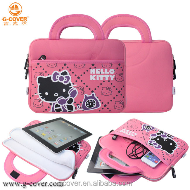 Most popular neoprene laptop case for ipad for tablet laptop bag