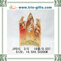 Religious polyresin figurine for sale